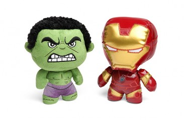 Avengers: Fabrikations Plush [Related Products]